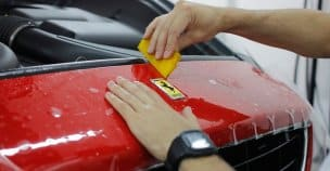 Ottawa clearshield ottawa auto paint protection for Car paint protection film cost
