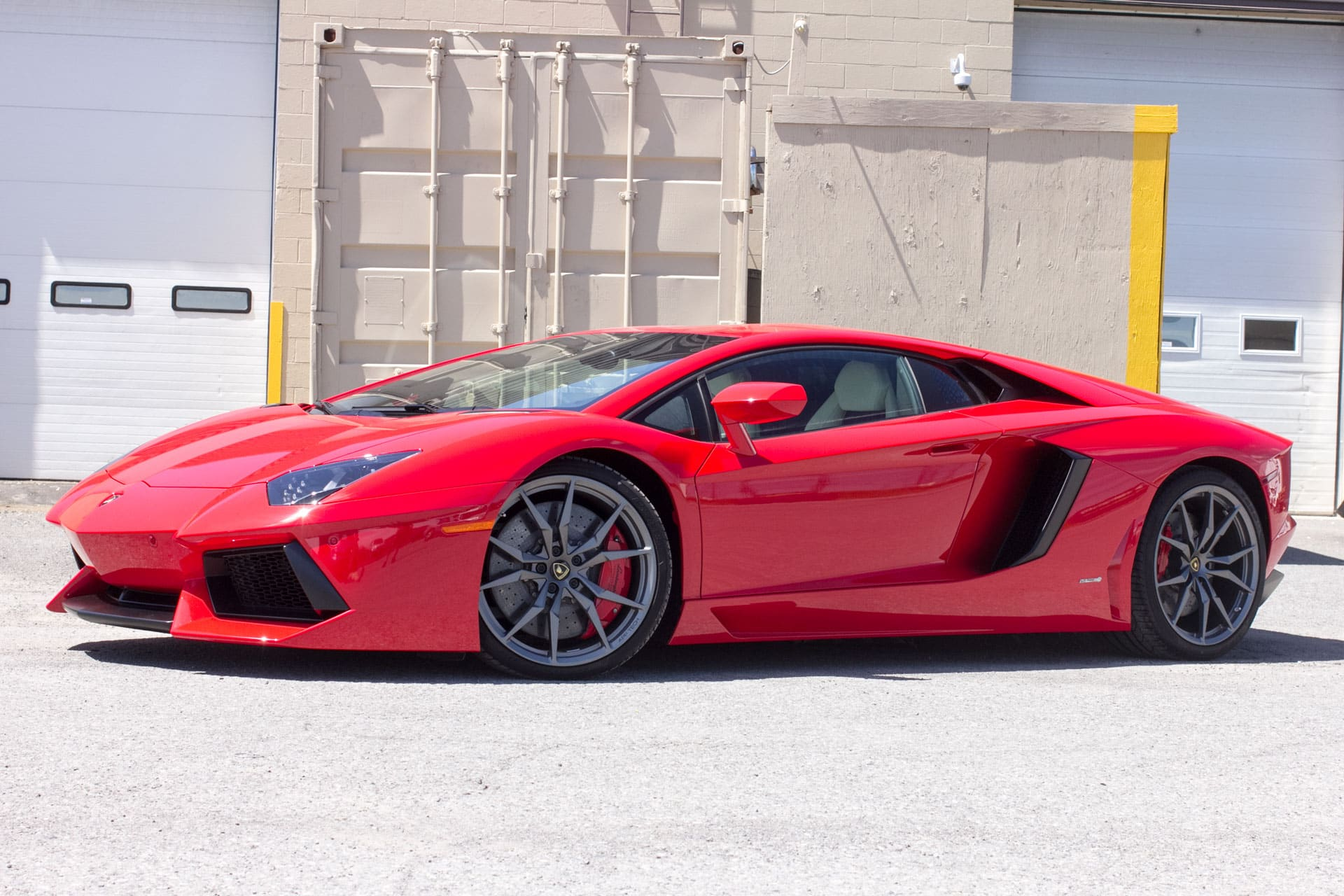 Lamborghini Aventador Xpel Paint Protection - Ottawa - Goldwing Autocare