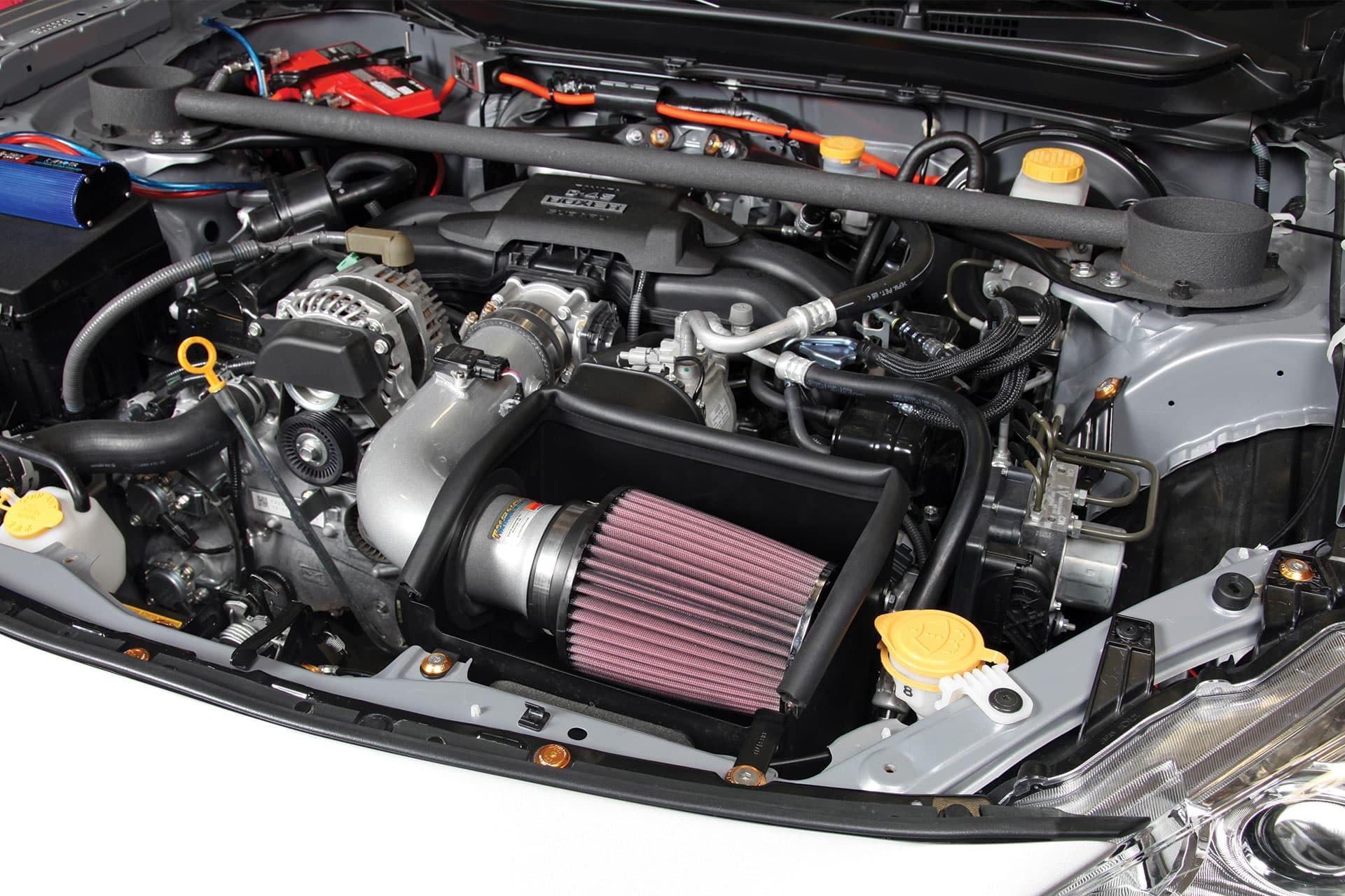 Intake Ottawa Upgrade Cold-Air Short-Ram k&n AEM