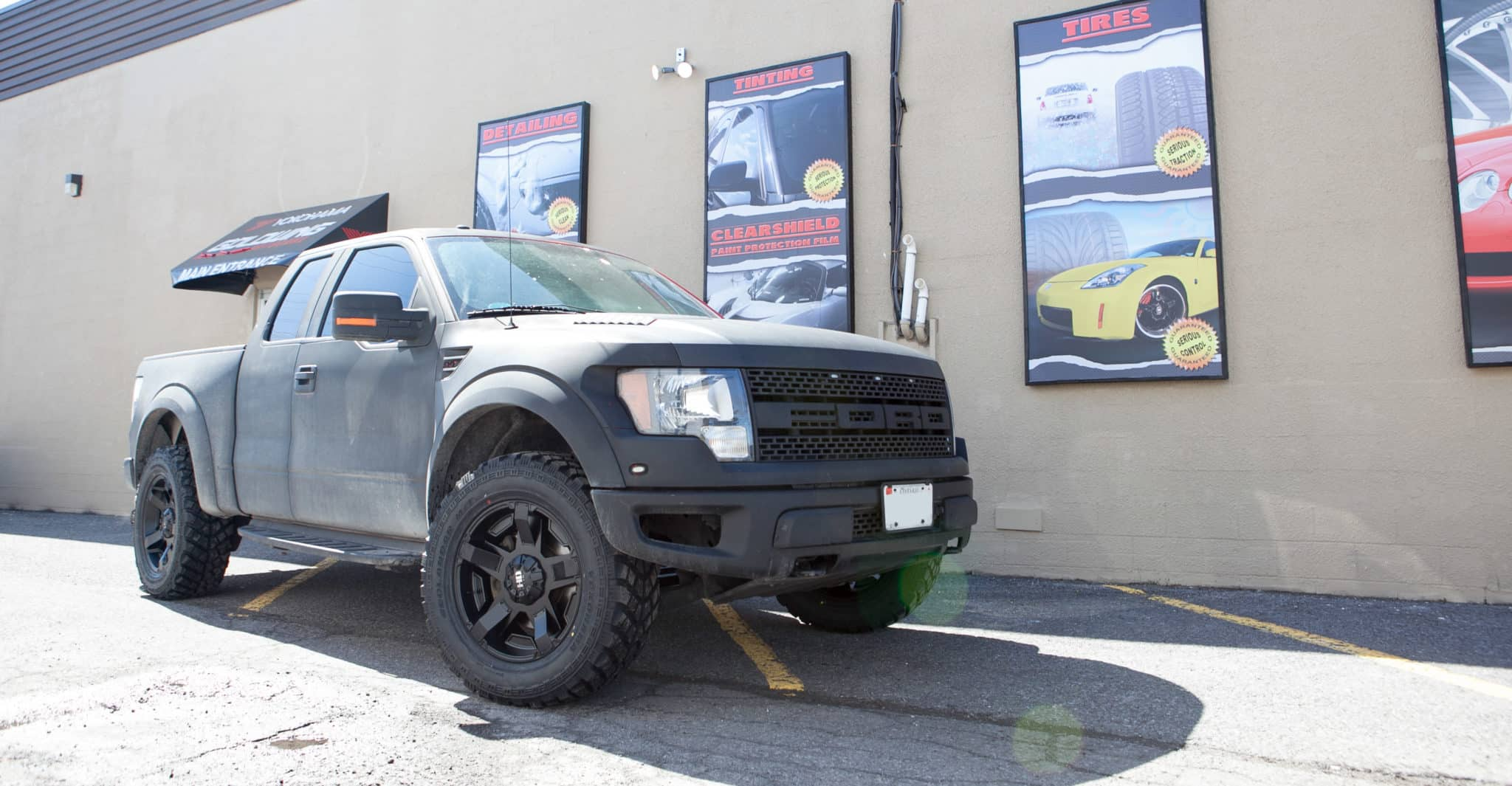 Ford F150 Wheels Amp Tires Goldwing Autocare Ottawa
